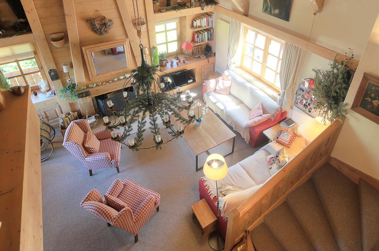 Voir le détail MEGEVE Villa 9 pièces, 4 chambres
